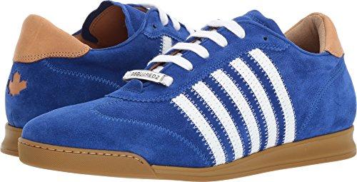 Dsquared2 Hombres New Runner Sneaker Blue