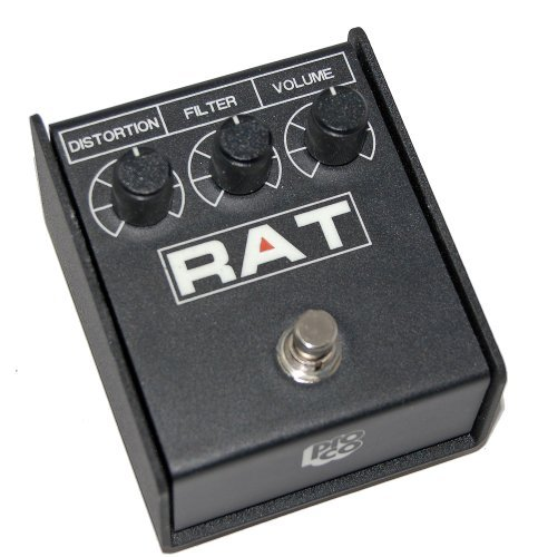 (Pro Co RAT2 Distortion Pedal)