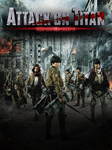 Amazon Com Attack On Titan Live Action Movie Part Two