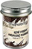 Stampendous Aged Embossing Enamel, 60-Ounce, Copper