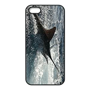 The Jumping Sailfish Hight Quality Plastic Case for Iphone 5s by icecream design
