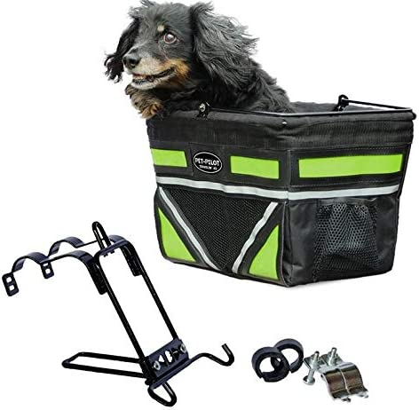 Pet-Pilot-ORIGINAL-Dog-Bike-Basket-Carrier
