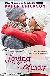 Loving Mindy: A Lone Pine Lake Novella (Lone Pine Lake series Book 3)