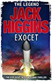 Front cover for the book Exocet by Jack Higgins