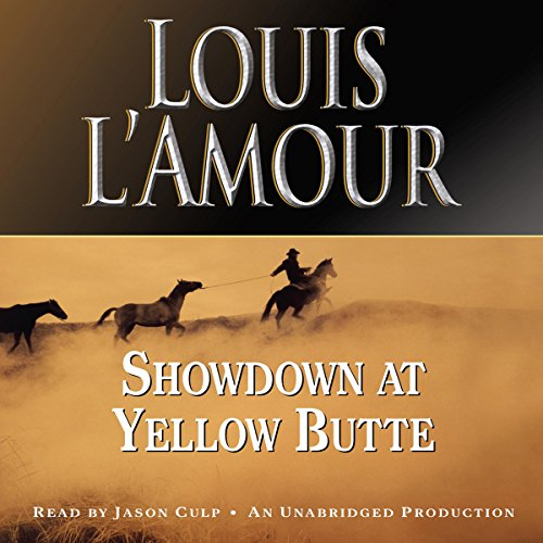 Showdown at Yellow Butte Audiobook [Free Download by Trial] thumbnail