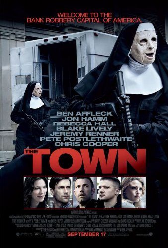 the-town-2010-original-authentic-movie-poster-27x40-dbl-sided-ben-affleck-rebecca-hall-jeremy-renner