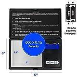 Smart Weigh SWS600 Elite Pocket Sized Digital
