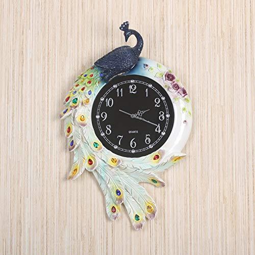 時計、クリエイティブリビングルーム、装飾時計、サイレントウォール、掛かる時計、ファッション、ホーム、クォーツ時計   B07R9WWH68