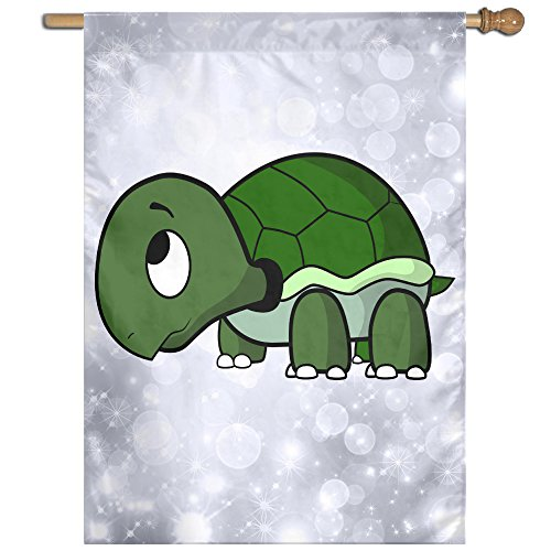 Dalin Baby Tortoise Decorative Garden Home Flag Party Flag One Size (Tortoise Costumes)