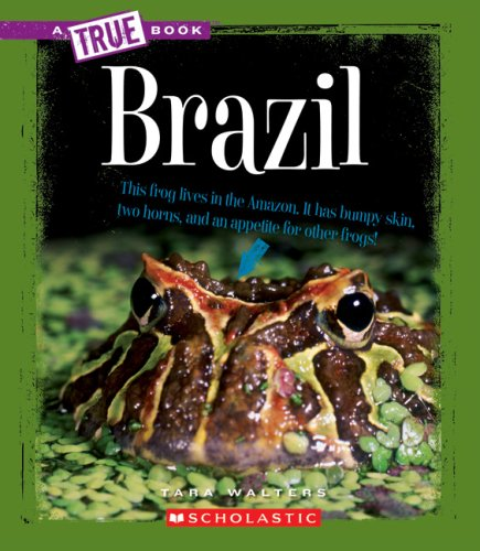 Read Online Brazil (True Books) pdf epub