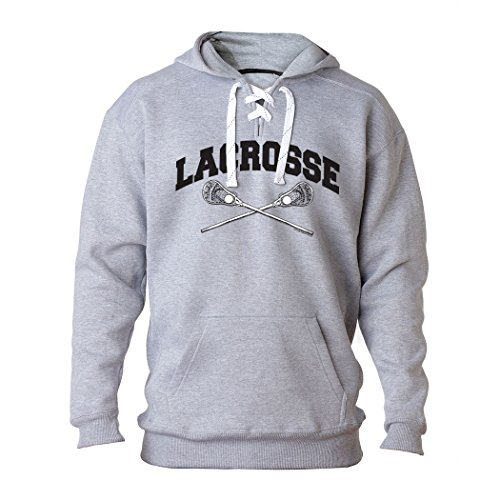 Lacrosse Players Only Sweatshirt Crossed product image