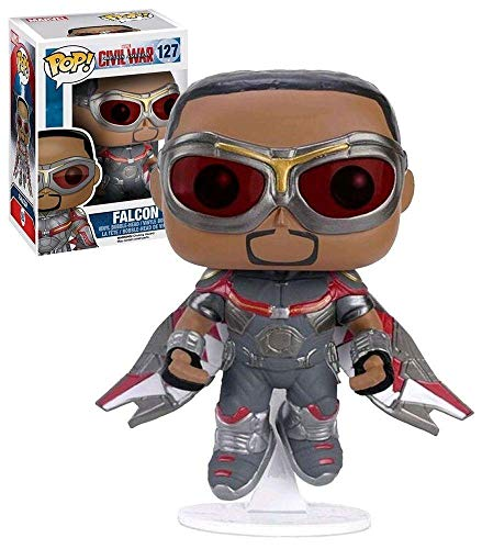 POP! Bobble - Marvel Captain America CW Falcon