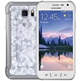 Samsung Galaxy S6 Active G890A 32GB Unlocked GSM 4G LTE Octa-Core Smartphone w/ 16MP Camera - White