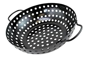 Kingsford KNS70 Grill Wok with Handles Garden, Lawn, Supply, Maintenance