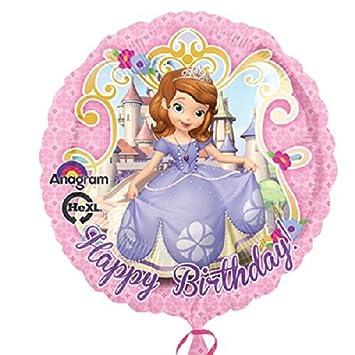 Amazon.com: Disney Princesa Sofia la primera feliz ...