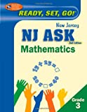 NJ ASK Grade 3 Mathematics, Research & Education Association Editors, 0738608157