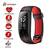 Fitness Tracker With Heart Rate Monitor Waterproof Smart Activity Watch GPS For