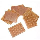 New 10Pcs DIY Prototype Paper PCB Universal Board Prototyping Pcb Kit 45*65mm