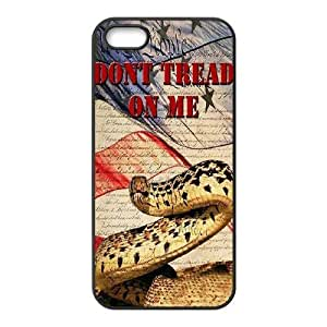 Don't Tread On Me ZLB520574 Brand New Phone Case for Iphone 5,5S, Iphone 5,5S Case