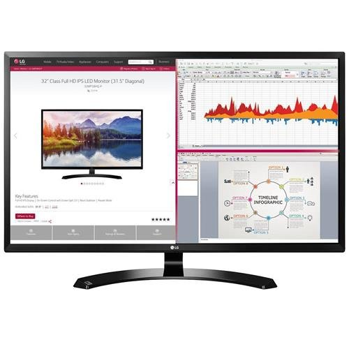 LG 32MA68HY-P 32-Inch IPS Monitor with Display Port and HDMI Inputs (Best 30 Inch Monitor)