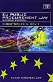 img - for EU Public Procurement Law: Second Edition (Elgar European Law series) by Christopher H. Bovis (2013-12-31) book / textbook / text book