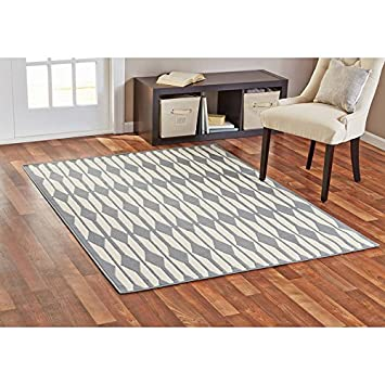 Elegant Versatile Dirt Stain And Fade Resistant Mainstays Arrows Area Rug 4