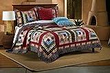 Greenland Home 5 Piece Colorado Lodge Bonus Set, King