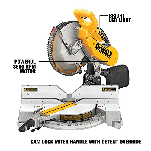 Buy 12 compound miter saw reviews