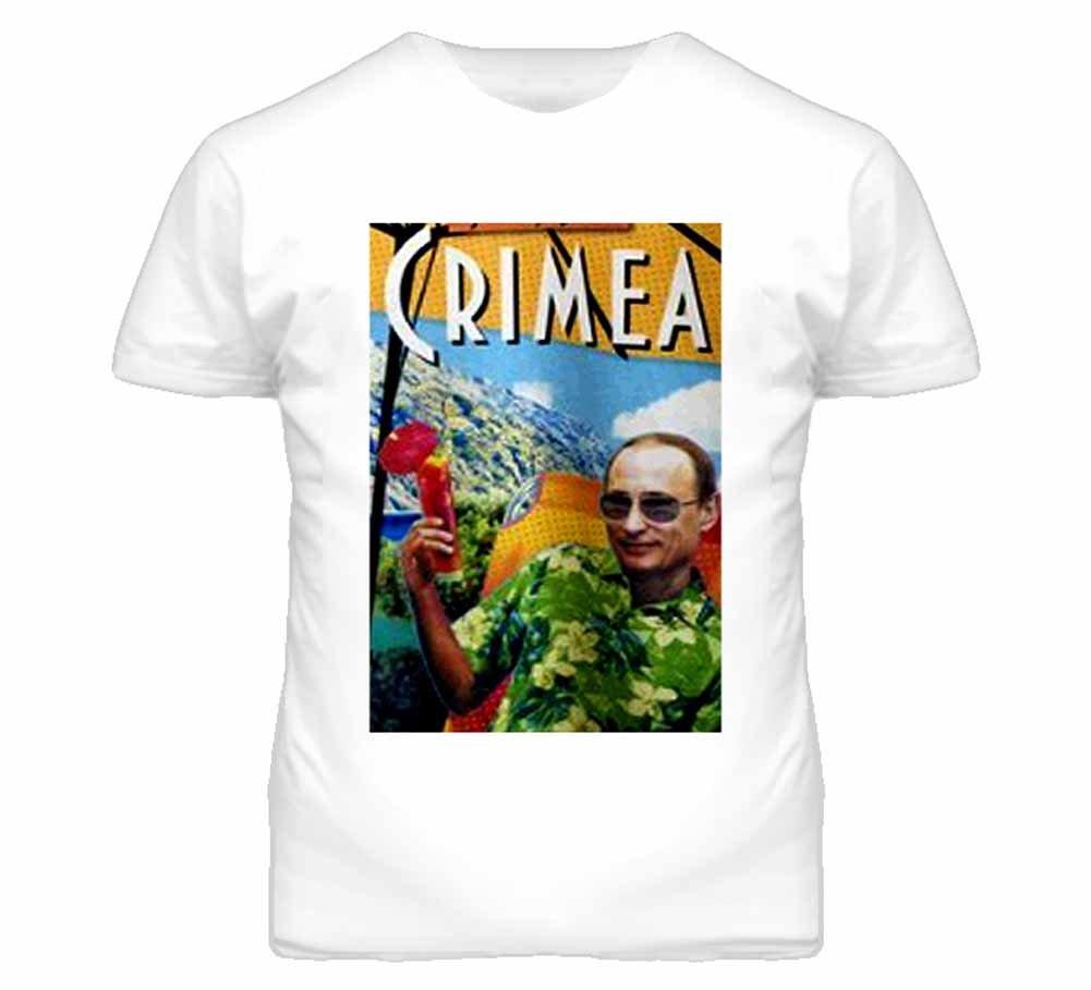 Tshirt Bandits S Vladimir Putin Greetings From Crimea T Shirt
