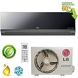Ar Condicionado Split Hi Wall LG Smart Inverter ArtCool 9000 BTUs Quente Frio 220V ASW092BRG2