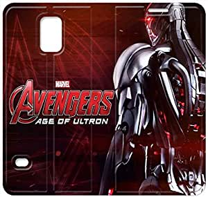 samsung galaxy S5 Flip Leather Phone Case Avengers Age Of Ultron TY1OR3222986