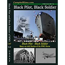 Black Pilot, Soldier & Diver Old Films WW2 and beyond