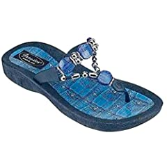 15a45754211021 Grandco beaded sandals - Casual Women s Shoes