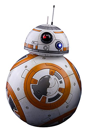 (Star Wars Hot Toys BB-8 Sixth Scale Light Up Figure)