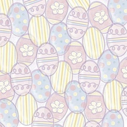 Karen Foster 12 X 12 Inch Scrapbook Paper 25 Sheets Easter Eggs