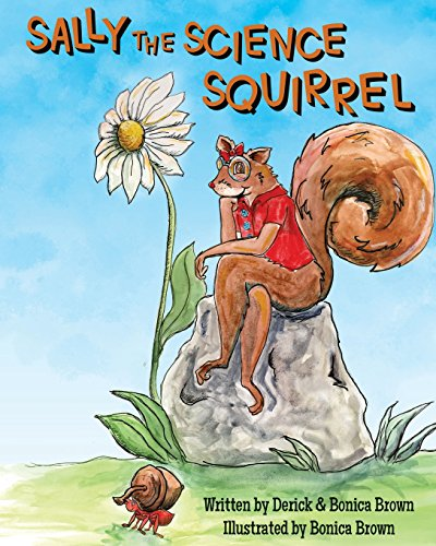 Sally The Science Squirrel (Sally Squirrel)