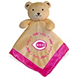 Baby Fanatic Pink Security Bear Blanket, Cincinnati Reds