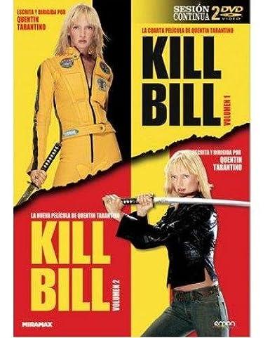 Pack: Kill Bill 1 + Kill Bill 2 [DVD]: Amazon.es: Uma Thurman ...