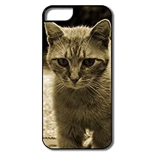 Cartoon Hey Cat Case For Sam Sung Galaxy S4 I9500 Cover For Him