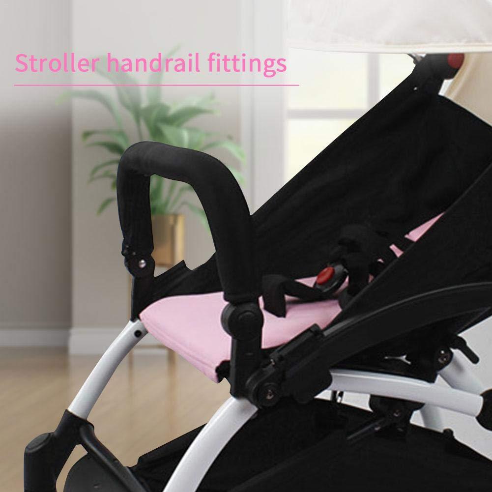 Oxford Cloth Handle Bumper and Crossbar for Babyzen YOYO YOYO+ Baby Stroller Bloomma Baby Stroller Armrest Handle Sleeve Armrest