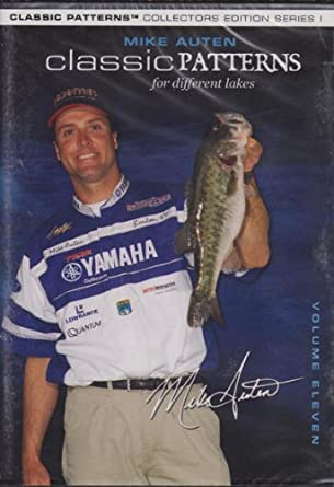 Amazon com: Classic Patterns for Different Lakes ~ Mike