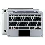 Original magnetic docking Keyboard gray color for Chuwi Hibook pro or Hibook tablet 10.1 inch