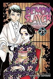 Demon Slayer: Kimetsu No Yaiba, Vol. 21, 21