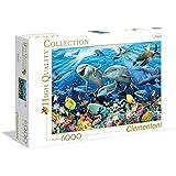 Clementoni 36521 - Underwater Howard Robinson Collezione Alta Qualità Puzzle, 6000 Pezzi