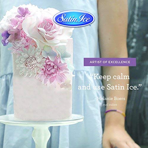 Satin Ice Baby Pink Fondant, Vanilla, 5 Pounds by Satin Ice (Image #6)