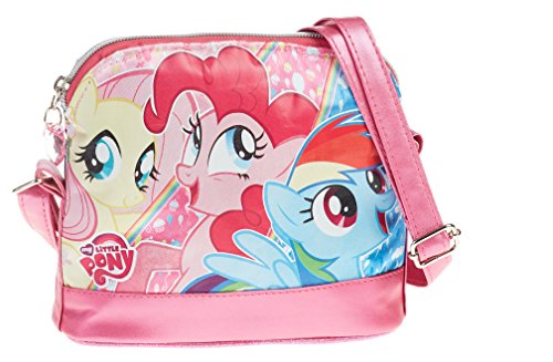 Karactermania My Little Pony Borsa Messenger, 20 cm, Rosa