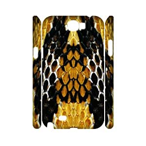 G-C-A-E2015251 3D Art Print Design Phone Back Case Customized Hard Shell Protection Samsung Galaxy Note 2 N7100
