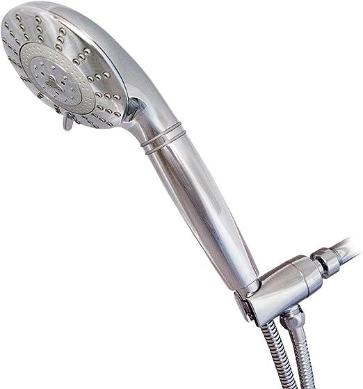 Sprite HE7-CM Hand Held Pure 7 Setting Shower Filter, Single Unit, Chrome