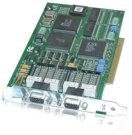 IBM pSeries RS/6000 2944 128 Port PCI Async Adapter Card 93H6544 93H6545