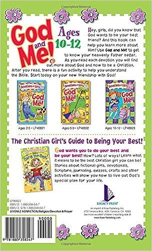 God and Me!: Ages 10-12: Linda M. Washington, Jeanette Dall ...